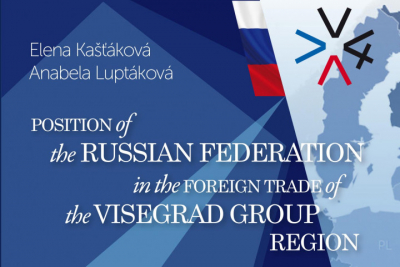E. Kašťáková a A. Luptáková: Position of the Russian Federation in the Foreign Trade of the Visegrad Group Region