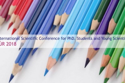 13th International Scientific Conference for PhD. Students and Young Scientists Merkúr 2018